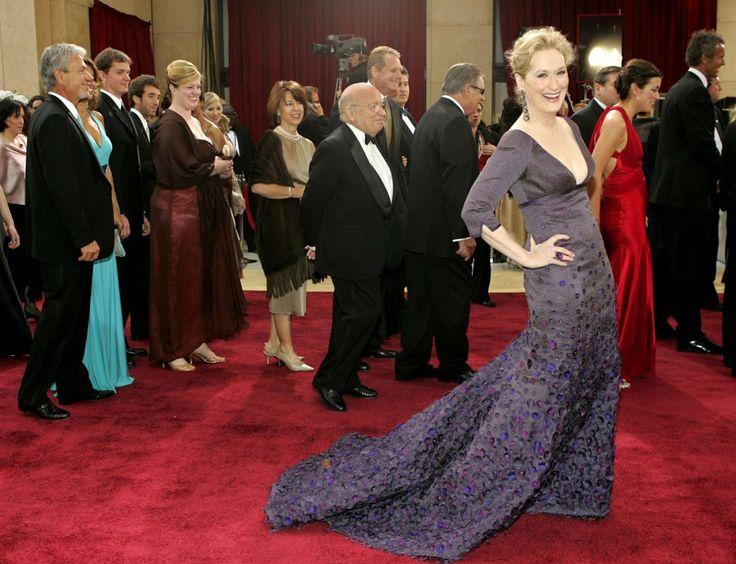 Meryl Streep 2006 Oscars