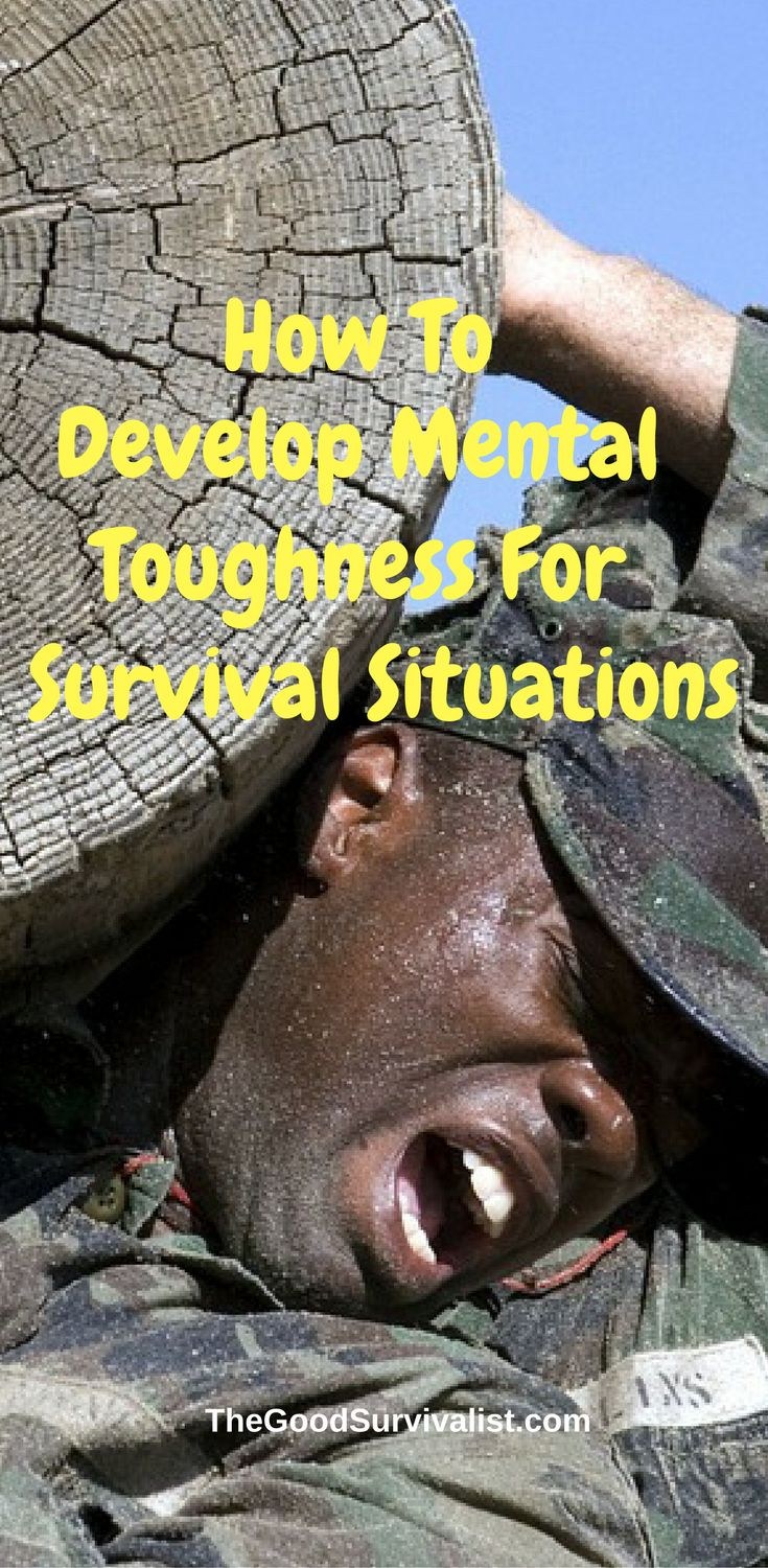 You can have all the important survival skills, from A to Z, but without mental toughness you're not going to last long. This is not only true for survival situations but for life in general.  http://www.thegoodsurvivalist.com/the-7-habits-of-people-with-extraordinary-mental-toughness-without-these-your-survival-skills-may-not-do-you-much-good/