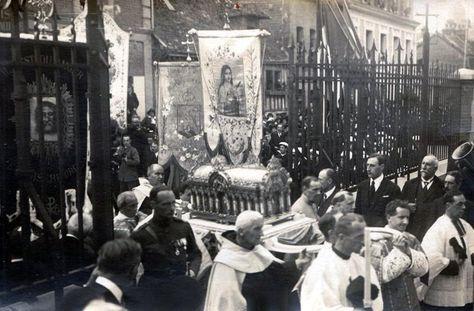 Retour de Thérèse au Carmel 26 mars1923