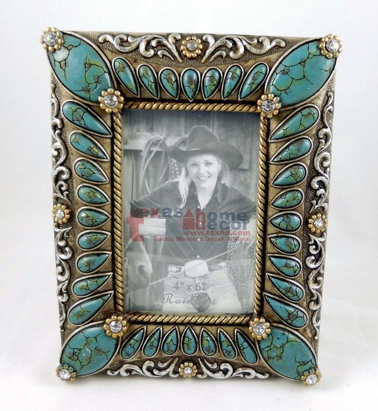 Western Decor Frames: 30 Best Images About Western Rustic Picture Frames On