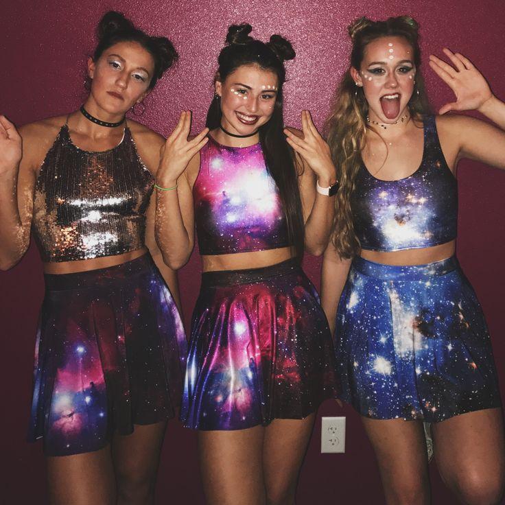 Alien girls costume