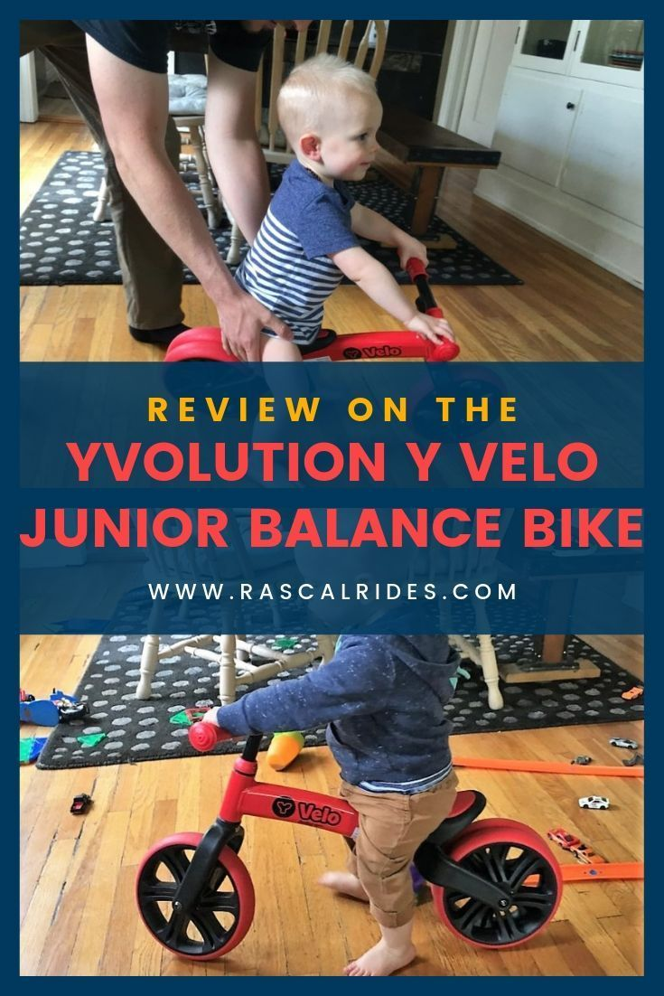 Yvolution Y Velo Junior Balance Bike Review Balance Bikes