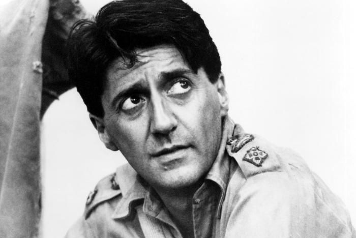 Tom Conti, Merry Christms Mr Lawrence, West End, The Dark Knight Rises. Born in Paisley