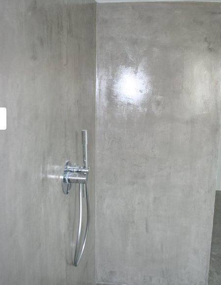 25 Best Ideas About Concrete Shower On Pinterest