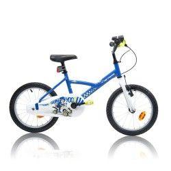 VELO Velos Vélos, cyclisme - Vélo enfant 16 pouces Cop Trooper B'TWIN - Vélos