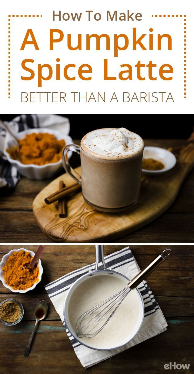 Enjoy your favorite PSL in the comfort of your own home with this easy, easy recipe! Pumpkin Spice Latte recipe better than your barista make: http://www.ehow.com/how_12343533_make-pumpkin-spice-latte-better-barista.html?utm_source=pinterest.com&utm_medium=referral&utm_content=freestyle&utm_campaign=fanpage