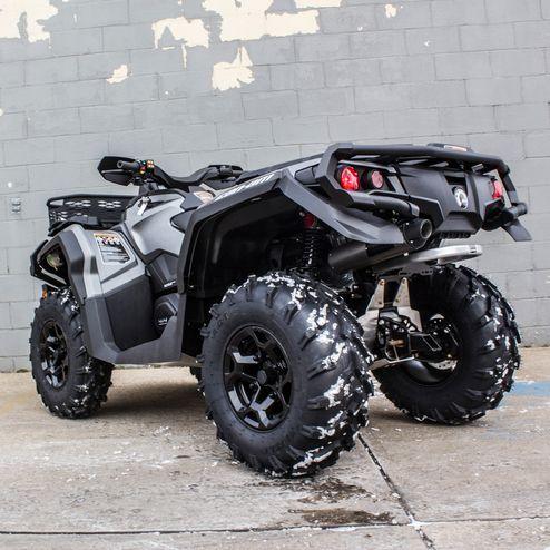 Can-Am® Outlander 1000 ATV Exhaust - HMF Racing  http://www.hmfracing.com/exhausts/can-am/outlander-1000