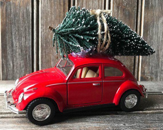 Bugs On Christmas Trees 2020 Christmas Tree Beetle Red Beetle Christmas TreeChristmas | Etsy in