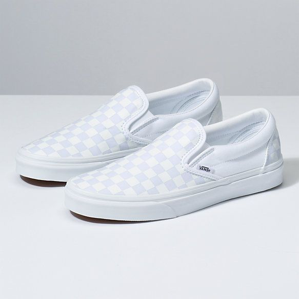 Checkerboard Slip-On | Shop Shoes