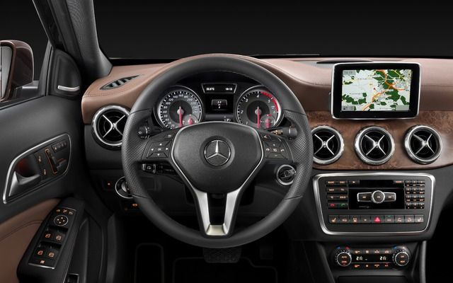 Mercedes-Benz Classe GLA 2015 - Galerie, photo 7/8 - Le Guide de l'Auto