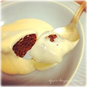 Quirky Cooking: Cashew-Honey-Vanilla Bean Custard