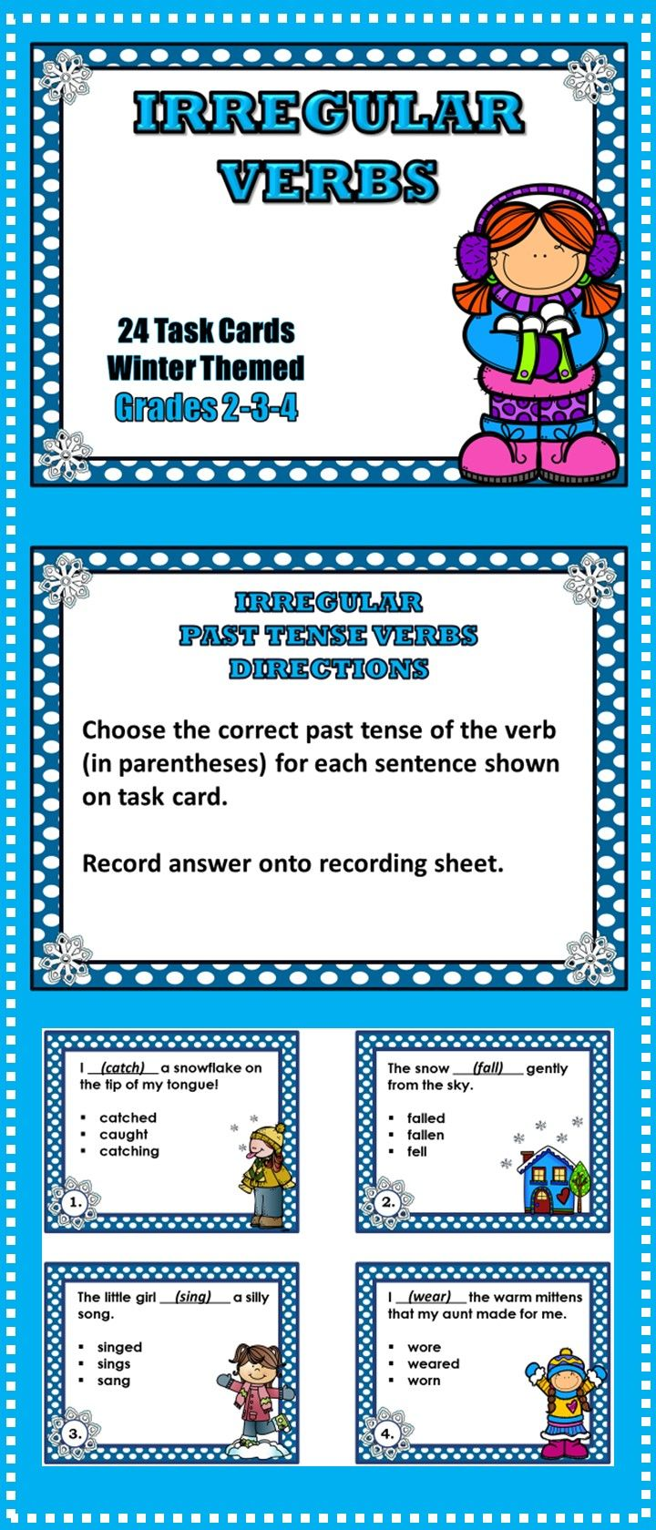 58 best My Grade 3 TpT Products images on Pinterest | Grade 3 ...