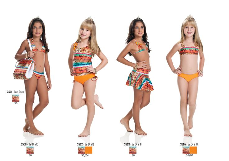 Moda Praia Infantil 2015 confira no site http://www ...