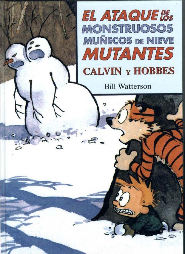 Calvin & hobbes 08 el ataque de los monstruosos muñecos de nieve mutantes