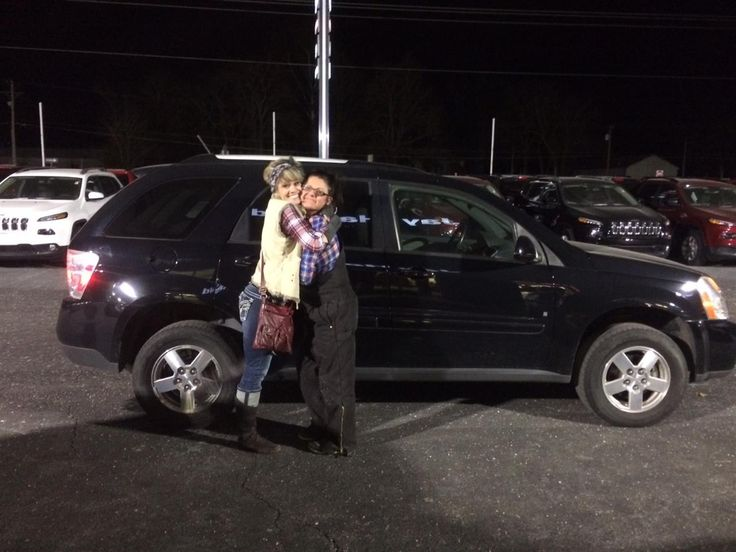 CHENA's new 2009 Chevrolet Equinox! Congratulations and best wishes from Jay Hatfield CDJR and SHAWN STRANG.