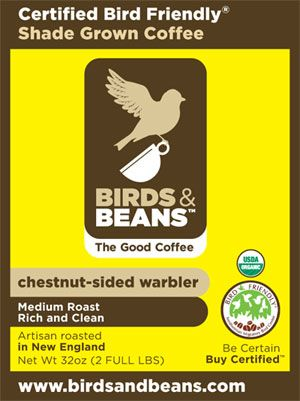This coffee is grown on one of the best managed coffee farms in Latin America – full of birds and good conditions for workers. A rich complex blend with a subtle and nutty flavor that pleasantly lingers. SMBC Bird Friendly®, Direct Trade, 100% Organic