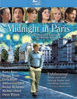 My Social Circle 2012 - Midnight in Paris @ Gasworks Backyard Cinema