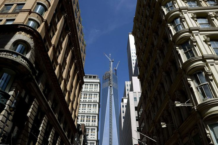 El One World Trade Center toca el cielo | Fotogalería | Internacional | EL PAÍS