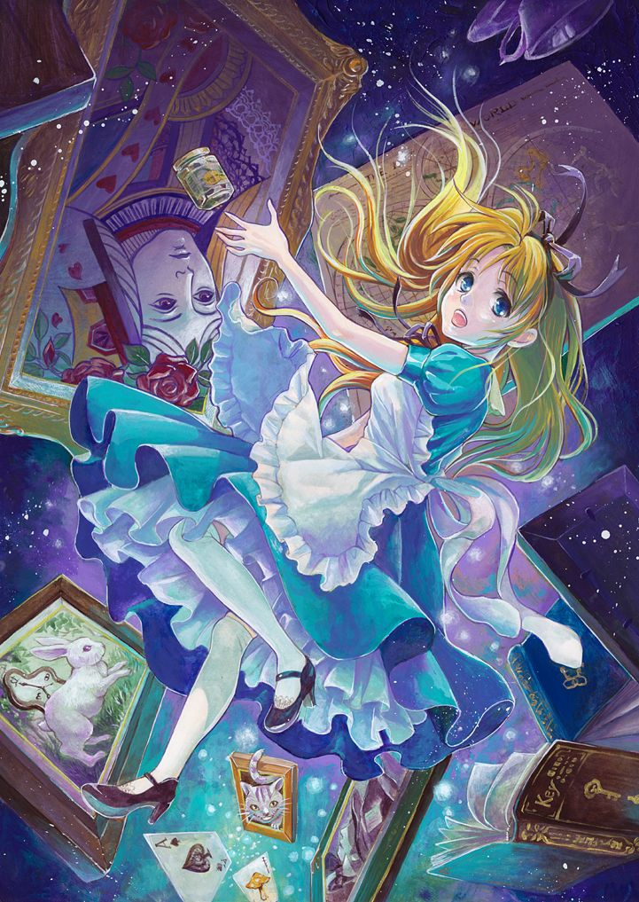 Very short summary of alice in wonderland-2837