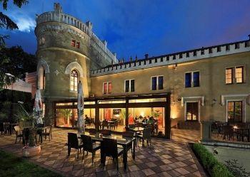 Hotel: Chateau Praha, perfect place for a wedding: http://www.wherewedding.co.uk/hotels-chateau-hotel-praha.html