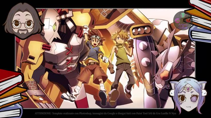 Digimon amine time