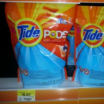 New High Dollar Printable Coupon for Tide Pods And Walmart Matchup!