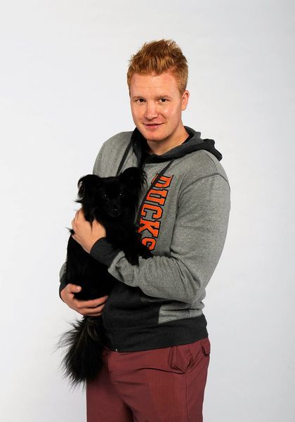 Ducks Go To The Dogs On National Dog Day - Freddy Andersen
