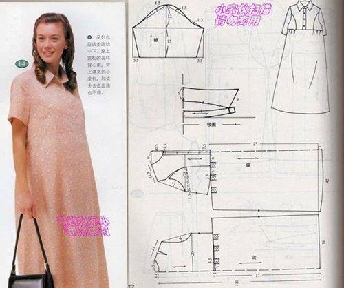 Chart may váy bầu cho chị em với các mẫu cực đẹp và chi tiết4