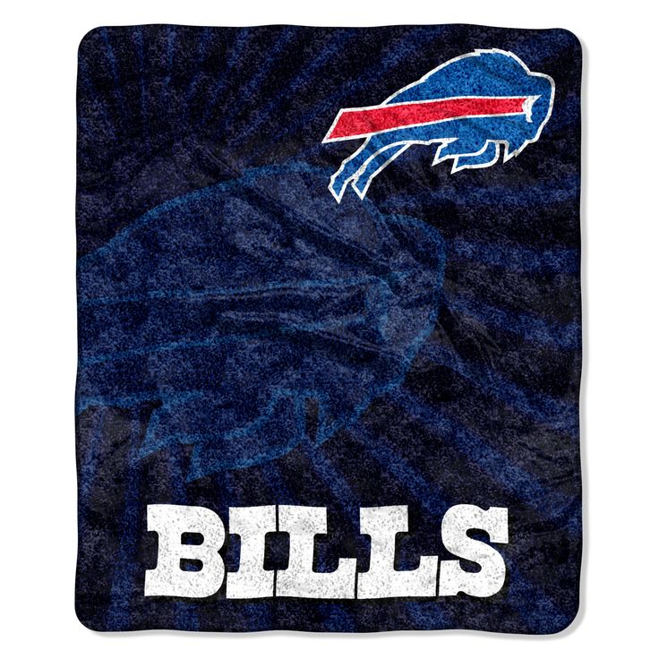 NFL Bills Sherpa Strobe Throw