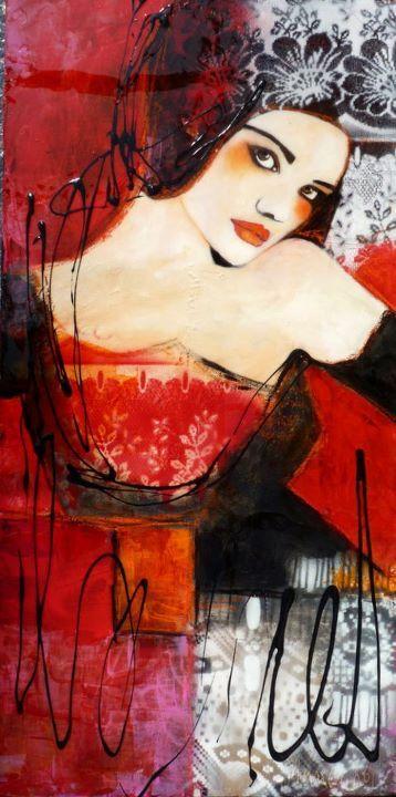 Audrey Marienkoff 1980   France   Tutt'Art@   Pittura * Scultura * Poesia * Musica  