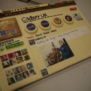 Cadbury UK celebra sus +500,000 seguidores en Google Plus