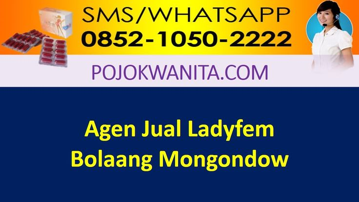 Agen Jual Ladyfem  Bolaang Mongondow