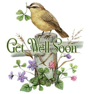 Get Well Soon Comments