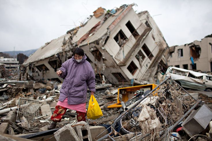 Photos of Japan After Earthquake and Tsunami - Photographs - NYTimes.com