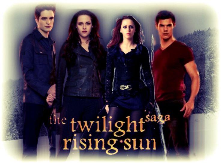 The Twilight Saga Rising Sun by MileyMehak on deviantART