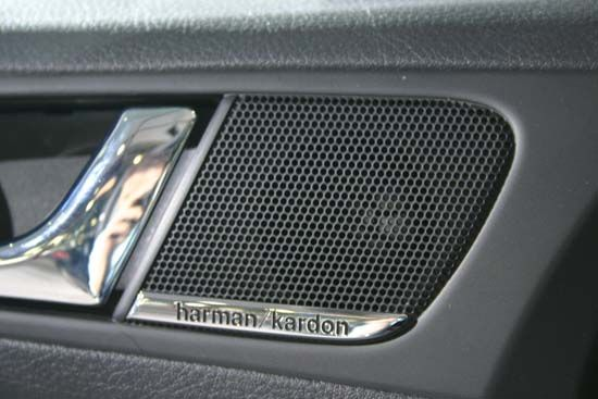 Subaru Teams With Harman-Kardon For In-Car Audio