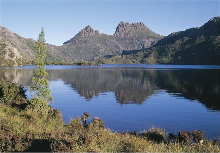 cradle mountain-lake st clair national park   Australia_Tasmania_Cradle_Mountain_Lake_St_Clair_National_Park ...