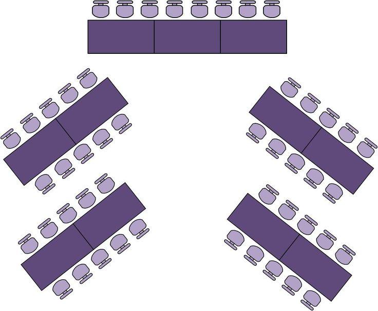 Different table arrangement ideas