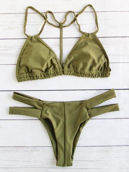 c8746d9e8f Compare Swimwear prices from online stores like SheIn - Wossel United States.  Bikini Swimwear, Bikini Sexy, Bikini Tops, Bikini Girls, Swimsuits, Bikini  ...