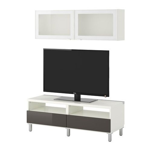 ikea tv stand tv storage frosted glass high gloss tv stands living