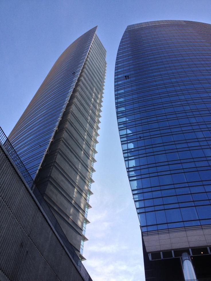 New Skyline, Porta Nuova - Milano