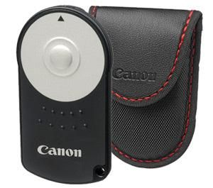 Canon RC-6 Wireless Remote Shutter Release Controller for Rebel XT, XTi, XSi, T1i, T2i, T3i, T4i & EOS M, 60D, 7D, 5D Mark III