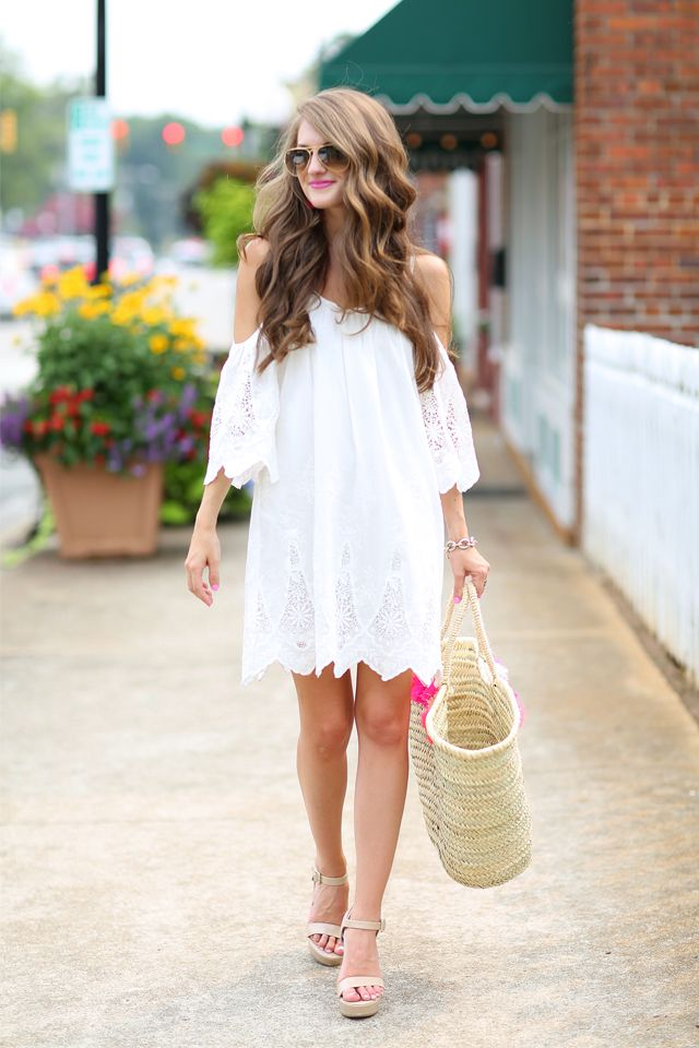 Little White Dress   Major July 4th SALES!
