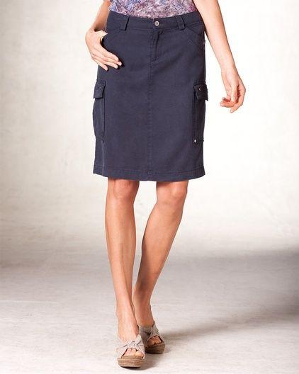 Cargo Pocket Skirt 36