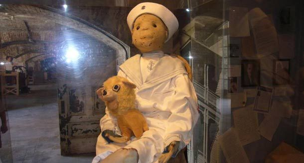 Robert the Haunted Doll: Florida's Scariest Toy is More than a Plaything
