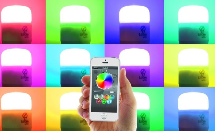 The Lumen and LuMini smart bulb can be controlled via your smartphone and provide some great features that allow you to control the mood and lighting in your room. Whether you are having a party or just want to relax.   Geeky Gadgets