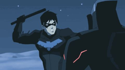 I got: Nightwing - Dick Grayson! Which Young Justice Invasion Character are You? Yes I got Nightwing love him
