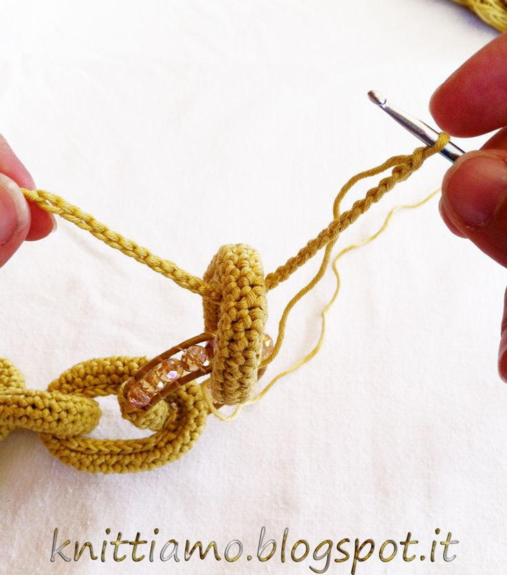 Tutorial collana a catenella
