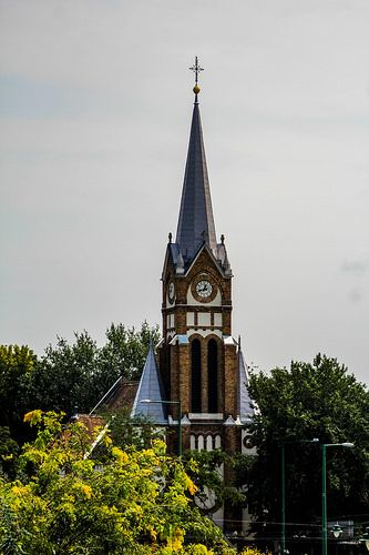 Small Church Tower | by Juhasz_Attila