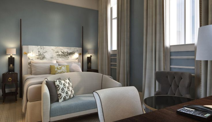 The Gainsborough hotel, Bath, opening early 2015. First hotel to have direct access to the thermal waters.